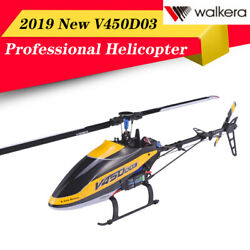 Walkera V450D03 6CH 3D Fly 6Axis Stabilization System Single Blade RC Helicopter $295.30