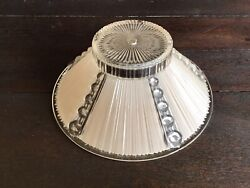 antique lamp shade glass $42.00