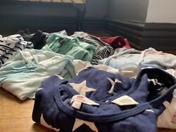 Reseller lot Womens Clothing Tank Tops Shirts Used 13 Pieces Size bundle Sm M $21.00