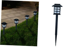 Outdoor Lantern Solar Landscaping Lights Set of 6 by $32.22