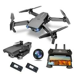 NH525 Foldable Drones with 720P HD Camera for Adults RC Quadcopter WiFi FPV $94.48