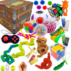 Sensory Fidget Toys Set 25 Pack Stress Relief and Anti Anxiety Toys for Kids $17.99