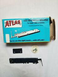 Atlas #65 HO Scale Under Table Switch Machines New Old Stock $14.99