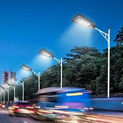 936W Commercial LED Street Light Outdoor Security Lighting Garden Yard Road Lamp