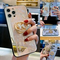 Cute Bling Shockproof Mirror Butterfly Case For iPhone 13 12 11 Pro XS Max XR 87 $9.74