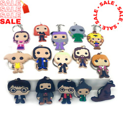 Keychain Harry Potter Collectibles Key Ring Novelty Kids Gifts Trinkets New SALE $0.99