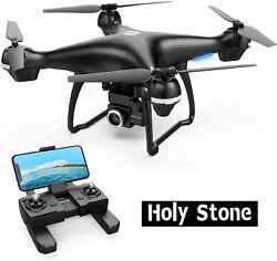 Holy Stone HS100 RC GPS FPV Drone HD Camera Follow Me Quadcopter 2*Batteries $99.00