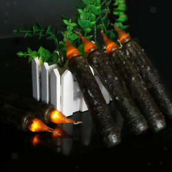 Flameless LED Taper Candle Battery Powered Long Dinner Candle Wedding Decor $7.35