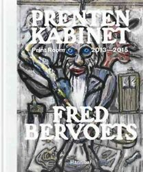 Print Room 2013 2015 Hardcover by Bervoets Fred ART Brand New Free ship... $44.68