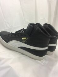 Clyde Core Mid High Top Sneakers Size 12 Mens $43.84