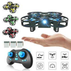 SNAPTAIN H823H Mini RC Drone Altitude Hold 3D Filps Quadcopter Aircraft Kids Toy $19.79