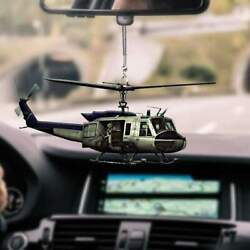 Independence Day Helicopter For Car Hanging Ornament $10.00