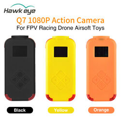 Hawkeye Firefly Q7 1080P FPV Action Sport Camera For FPV Racing Drone Airsoft $55.78