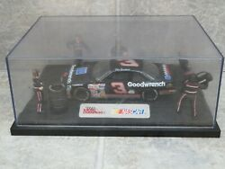 NASCAR #3 Dale Earnhardt Model Car and Pit Crew Display $39.95