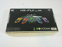 HUANGXING HX FLY MINI 046 DIGITAL INDOOR REMOTE CONTROL HELICOPTER TOY FOR PARTS $9.99