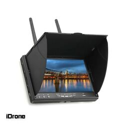 7quot; TFT LCD Screen FPV Monitor LT5802S 5.8G 40CH LED Backlight for RC UAV Drone $85.90