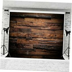 Brown Wood Backdrop for Photography Customized Vintage Background for 10x10ft $157.14