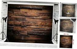 Brown Wood Backdrop for Photography Customized Vintage Background for 10x10ft $179.54