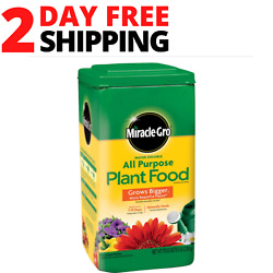 Miracle Grow Water Soluble 5 lb. All Purpose Plant Food All Season Plant Food $15.56