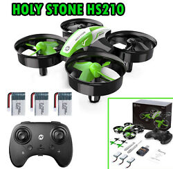 Holy Stone HS210 Mini RC Drone for Kid RC Quadcopter Drones 3D Flips Gift $27.99