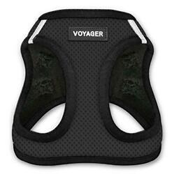 Voyager Step In Air Dog Harness All Weather Mesh Assorted Sizes Colors $10.64