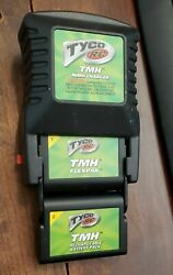 TYCO RC Battery Pack amp; Charger TMH NiMH 7.2 V 33005 Tested holds charge FlexPak $27.95
