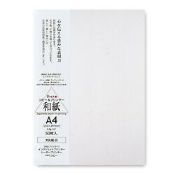 ONAO Washi Paper Printable A4 Size Paper 50 Sheets Japanese Paper for Prin... $23.92