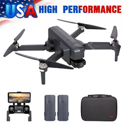 F11 4K HD Drone Pro 2Axis Foldable Quadcopter Brushless Motor WiFi FPV Toy U4T0 $254.63