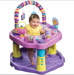 Evenflo Exersaucer Bounce and Learn Sweet Tea Party $64.50