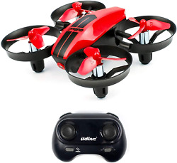 UDI U46 Mini Drone for Kids 2.4Ghz RC Drones with Auto Hovering Headless Mode Na $33.72