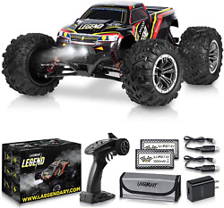 1:10 Scale Large RC Cars 48 kmh Speed Boys Remote Control Car 4x4 Off Road Mo $208.79