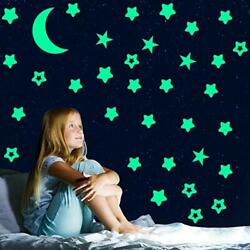 Glow in The Dark Stars StickersGlowing Stars for Ceiling and Wall3D Wall $7.37