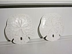 Sand Dollar Wall Plaques $35.00