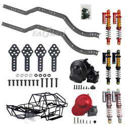 Chassis Frame Rails Roll Cage Absorber for 1 10 Axial SCX10 II AX90046 RC Parts $13.49