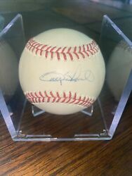 GARY SHEFFIELD Autographed Signed Official AL Baseball Beautiful And Clean $13.99