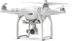 DJI Phantom 3 AdvancedQuadcopter Drone With 2 Extra Batteries and Carrying Case $799.99