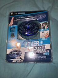 AMAX Hands Free Mini Drone Helicopter Toy Blue NEW FACTORY SEALED $4.99