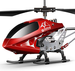 Remote Control Helicopter S107H E Aircraft with Altitude Hold One Key take Off $66.25