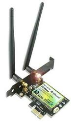 ZYT 3000Mbps PCIe WiFi Card with Bluetooth5.1 for Desktop PC Intel WiFi 6 $54.33