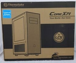 Thermaltake Core X71 Tempered Glass Edition Full Tower Chassis $149.99