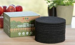 Charcoal Filter Replacements for 1.3 Gallon Third Rock Compost Bins $17.99