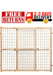 NEW Evenflo Position amp; Lock Tall Pressure Mount Gate 31quot; 50quot; Safety Gates $44.99