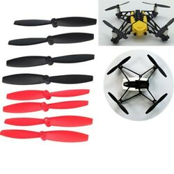 4Pcs For Parrot Mini Drone Accessories Propeller Props Rotor Replacement Blades $6.65