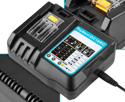 Battery Charger DC18RC For Makita 14.4 18V LXT Lithium ion BL1860B BL1830 BL1850 $32.99