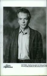1990 Press Photo Spalding Gray in Our Town. spp52246 $13.88