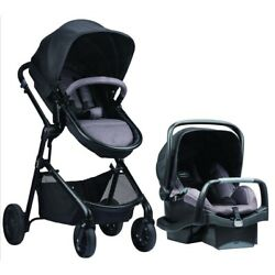 Evenflo 57112254 Travel System with Infant Car Seat Casual grey $170.00