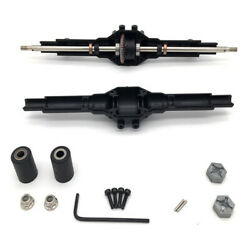 Metal Axle Rear Wave Box Differential Gear RC Parts For 1 12 Wltoys 12428 12423 $17.24