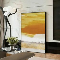 Minimalist Canvas Art Home Decor Abstract Landscape Posters Print Wall Paintings $9.17