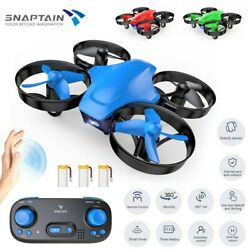 SNAPTAIN SP350 Mini Drone Altitude Hold Quadcopter Helicopter Remote Control Toy $15.39
