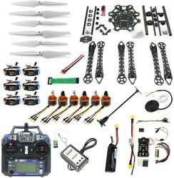 QWinOut DIY FPV Drone Hexacopter 6 axle Aircraft Kit : HMF S550 Frame PXI PX4 $268.00